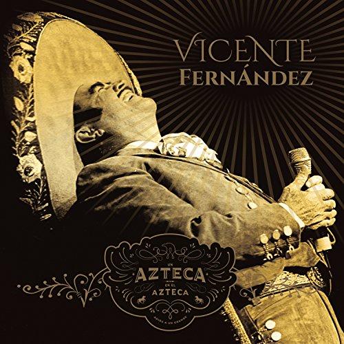 Vicente Fernandez - Un Azteca En El Azteca - Zortam Music