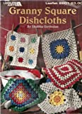 img - for Crochet Granny Square Dishcloths (Leisure Arts #2601) book / textbook / text book