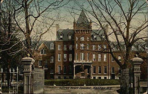sacred-heart-convent-halifax-nova-scotia-canada-original-vintage-postcard