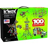 K'NEX 100 Model Imagine Building Set
