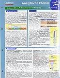Lerntafel: Analytische Chemie im Überblick (Lerntafeln Chemie)