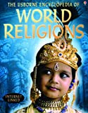 img - for Encyclopedia of World Religions (Usborne World Cultures) book / textbook / text book