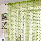 RAMCHA GREEN HEART STRING CURTAIN (2.00)