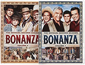 Bonanza: The Official Second Season, Volumes One and Two - 2-pack