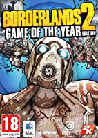 Borderlands 2 Game of the Year Edition [Mac Online Code]
