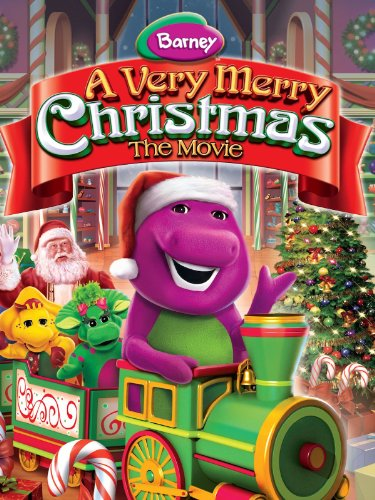Barney: A Very Merry Christmas - The Movie [HD] - Karen Barnes