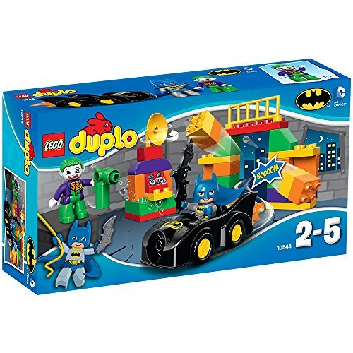 LEGO Duplo Super Heroes 10544 - La Sfida Di Joker