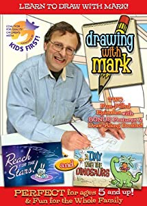 Drawing With Mark: A Day With the Dinosaurs