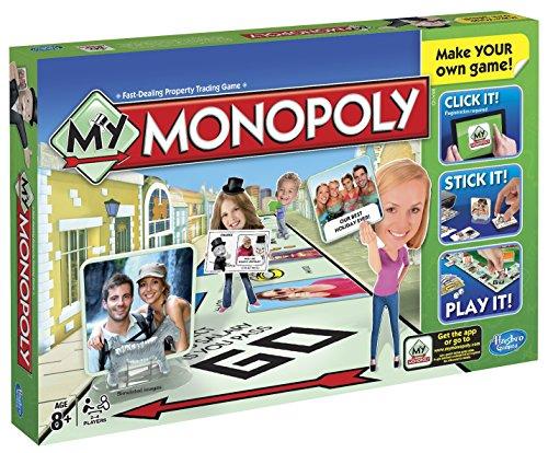 Hasbro - A8595 - My Monopoly - Version Anglaise