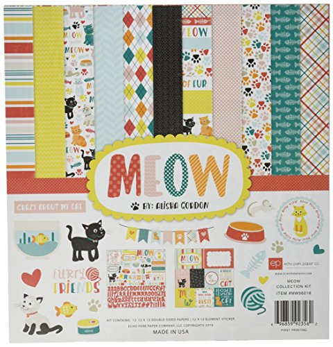 Echo Park Paper Company MW96016 Scrapbooking Kit