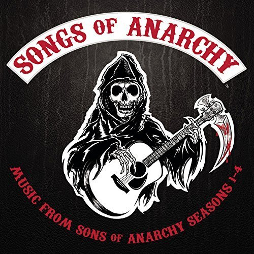 Songs of Anarchy: Music from Sons of Anarchy Season 1-4 by Various Artists (2011-11-29)