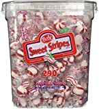 Bobs Sweet Stripes Soft Peppermint Balls - 290ct