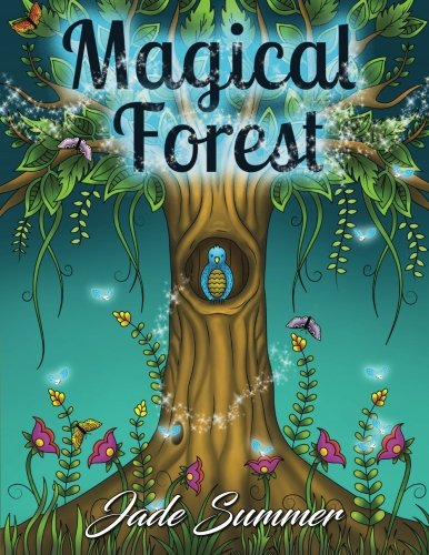 magical-forest-an-adult-coloring-book-with-enchanted-forest-animals-fantasy-landscape-scenes-country