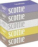 スコッティ ティシュー 400枚(200組)×5箱パック大徳用400枚! 12入り