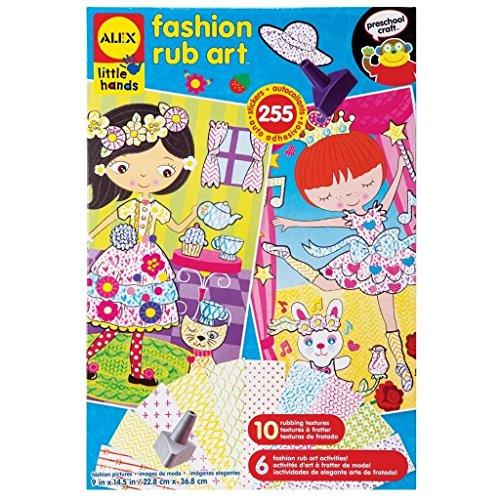 ALEX-Toys-Little-Hands-Fashion-Rub-Art