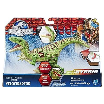 Jurassic Park Growler Dino Hybrid Raptor 1 Action Figure