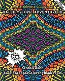 img - for Kaleidoscopic Adventure III: A Kaleidoscopia Coloring Book (Volume 3) book / textbook / text book