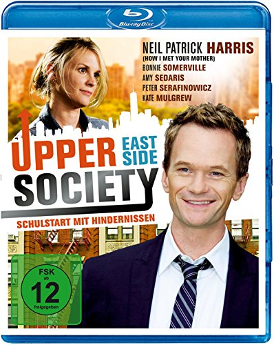 Upper East Side Society - Schulstart mit Hindernissen [Blu-ray]