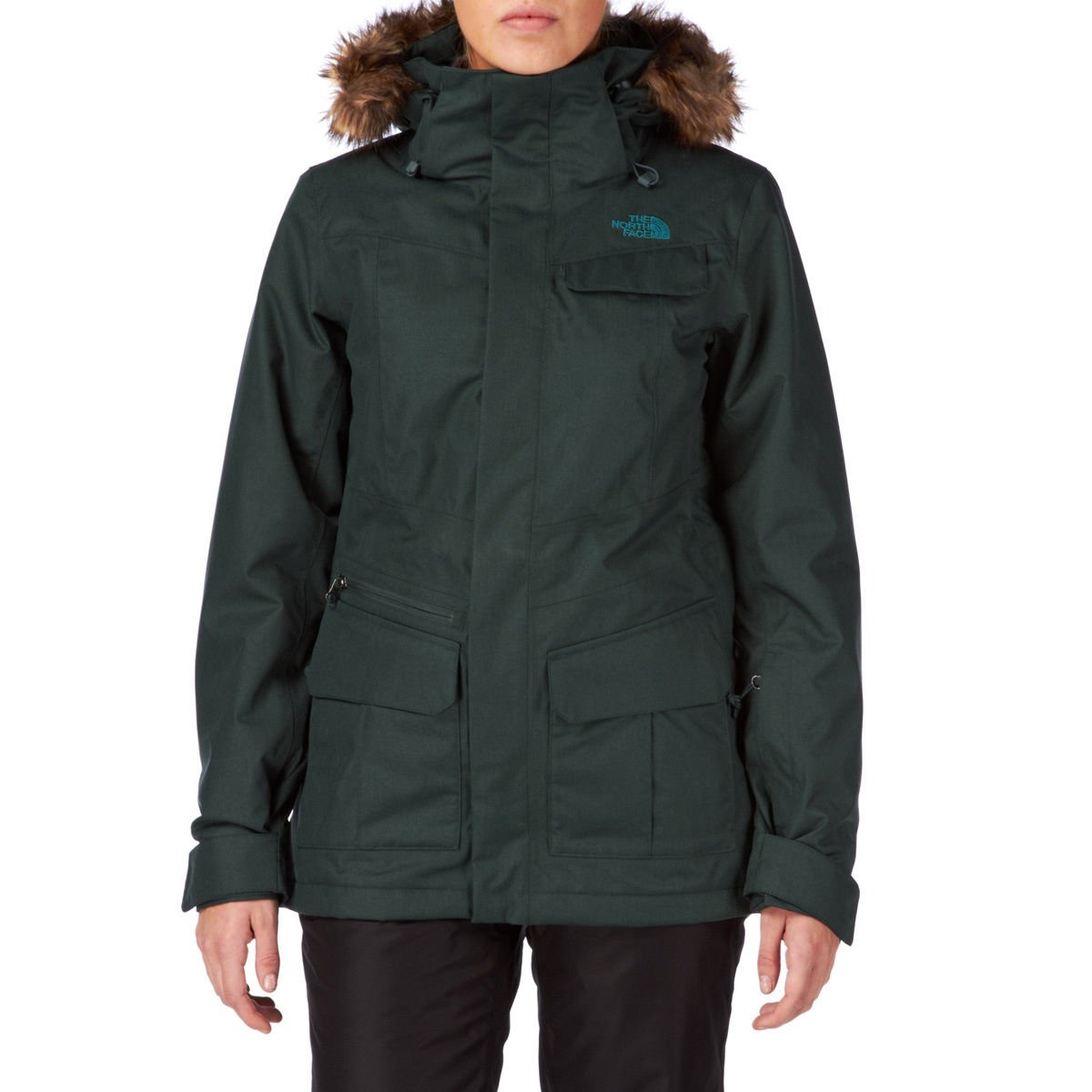 Damen Snowboard Jacke The North Face Baker Delux Jacket günstig bestellen