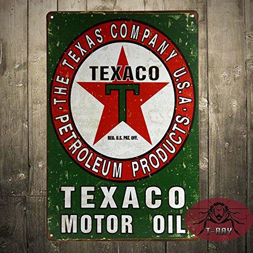 t-ray-texaco-gas-8-x-12-vintage-style-metal-gasoline-motor-oil-petroleum-man-cave