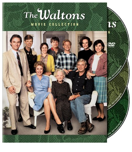 Waltons: The Movie Collection [DVD] [Region 1]