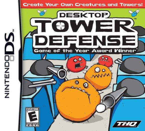 Desktop Tower Defense - Nintendo DS - 1