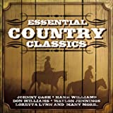 echange, troc Johnny Cash & &Nilsson & Faron Young - Essential Country Classics