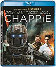 Chappie Blu-Ray [Blu-ray]