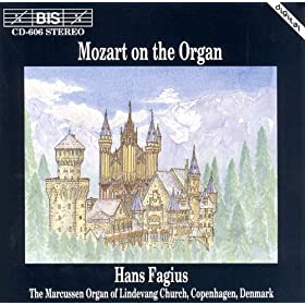 Mozart: Organ Works