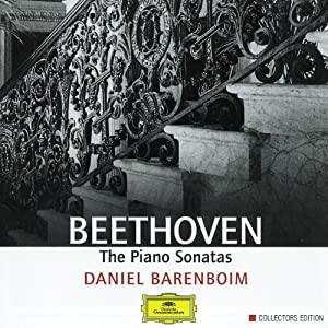 Beethoven The Piano Sonatas by Decca (UMO)