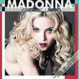 Madonna 2016 - 18-Monatskalender: Original BrownTrout-Kalender [Mehrsprachig] [Kalender]