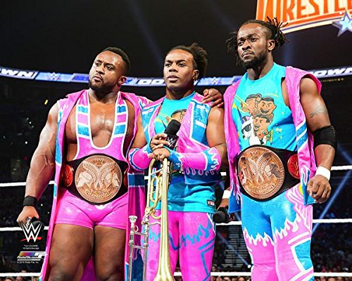 WWE The New Day Halloween Costumes