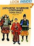 Japanese Warrior Costumes Paper Dolls