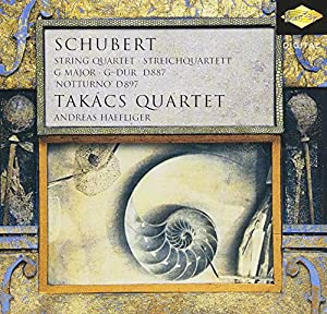 Schubert: String Quartet in G Major, D887 / Notturno, D897