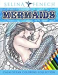 Mermaids - Calm Ocean Coloring Collec...