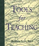 Tools for Teaching (Jossey-Bass Higher and Adult Education Series)