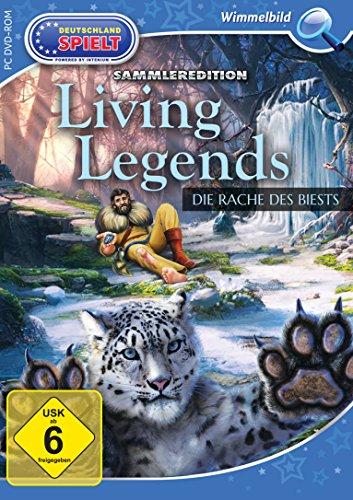 Living Legends: Die Rache des Biests - Sammleredition [Edizione: Germania]