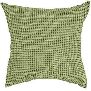 21 Inch Throw Pillow Covers : Buy FUNOC Soft Square Decorative Throw Pillow Case Cushion Cover 24