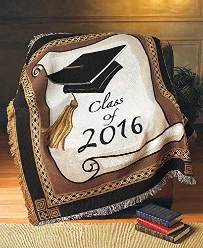 Best Price! 2016 Graduation Throw