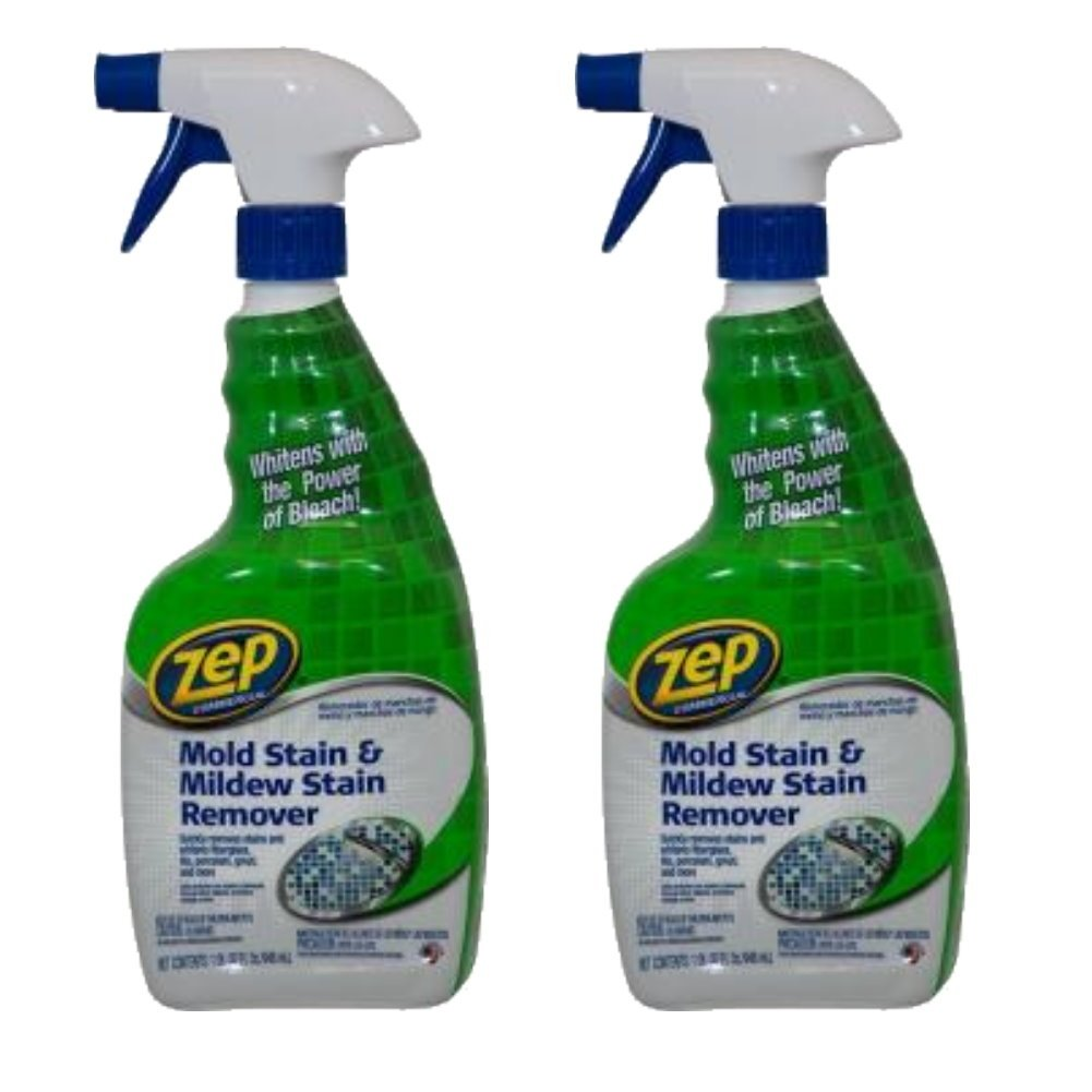 Zep Mold and Stain Remover 2x Bottles 32Oz high tech and fashion electric product shell plastic mold