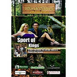 Ultimate Outdoors with Eddie Brochin Sport of Kings The Life and Times of a Modern Day Falconer