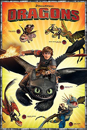poster-how-to-train-your-dragon-como-entrenar-a-tu-dragon-personajes-61cm-x-915cm