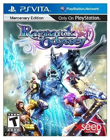 Ragnarok Odyssey Limited Edition PlayStation Vita