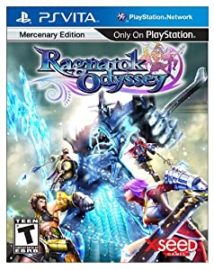 Ragnarok Odyssey Limited Edition PlayStation Vita - PlayStation Portable