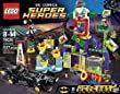 LEGO Super Heroes 76035 Jokerland Building Kit by LEGO