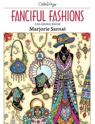 Fanciful Fashions Coloring Book PDF