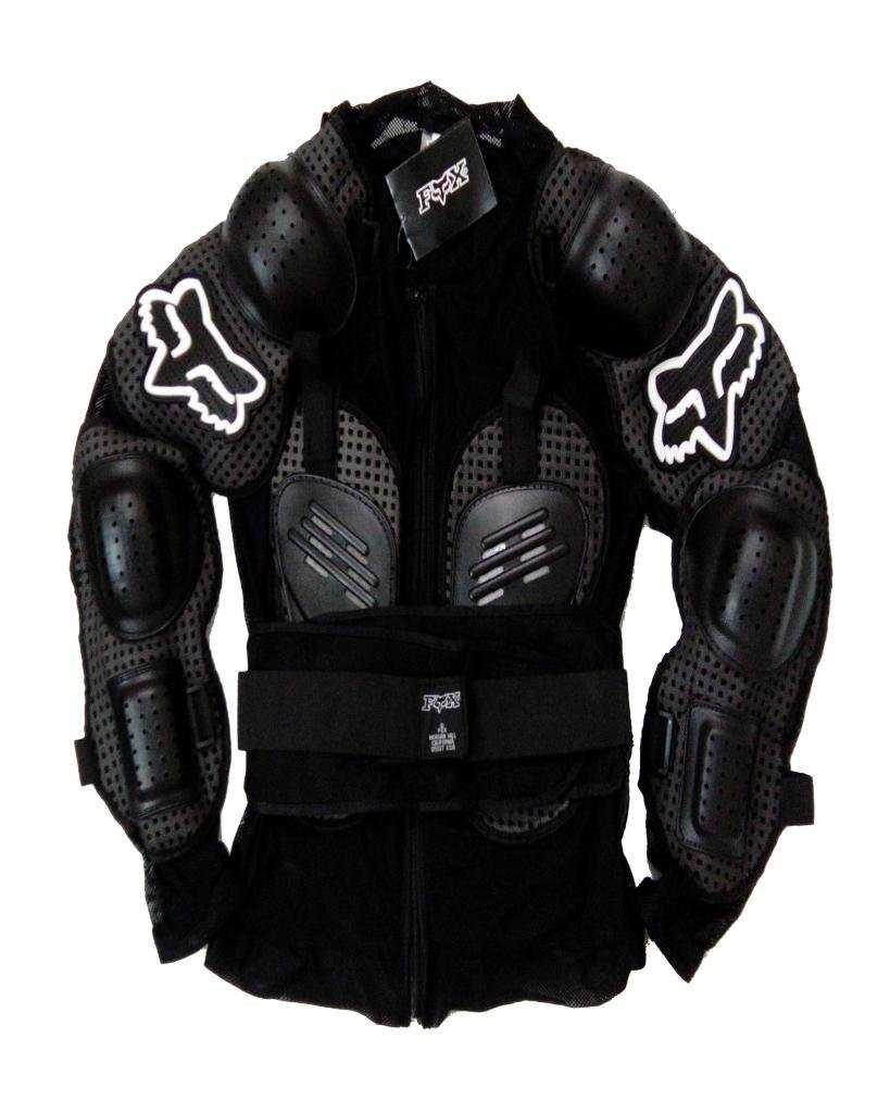 Motorcycle gloves online india - Fox Riding Gear Body Armor With Stretchable Fabric L