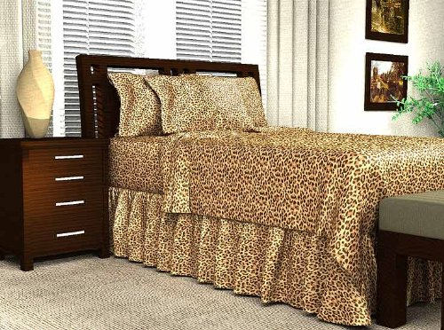 Leopard Bedding Twin front-1045375