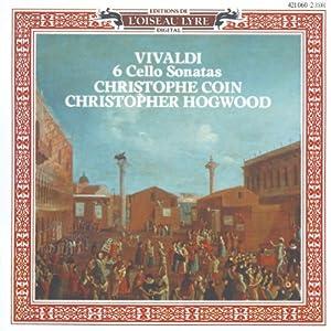 Vivaldi: Six Cello Sonatas