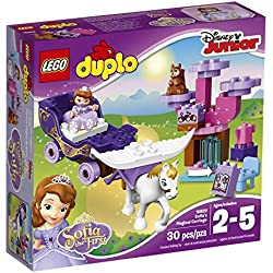 LEGO DUPLO Disney 10822 Sofia the First Magical Carriage Building Kit (30 Piece)